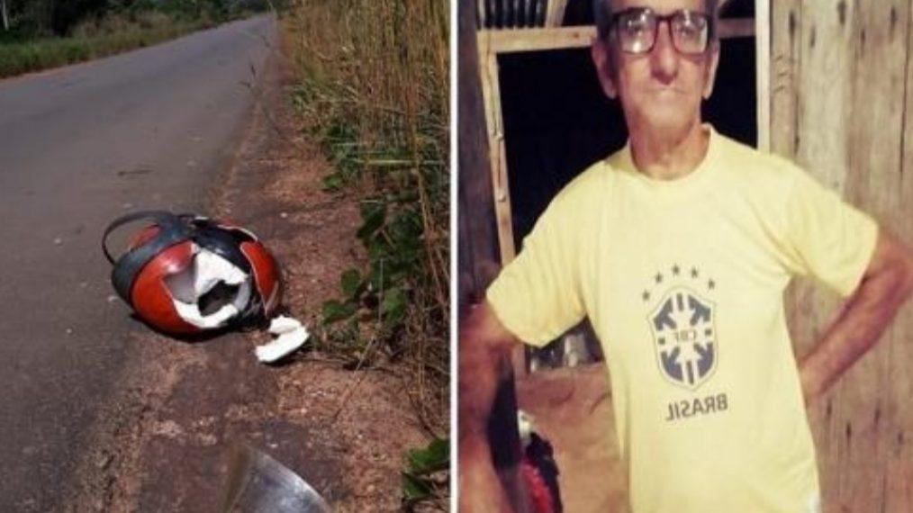 Morre morador pioneiro de Urupá em um acidente em Alvorada D Oeste