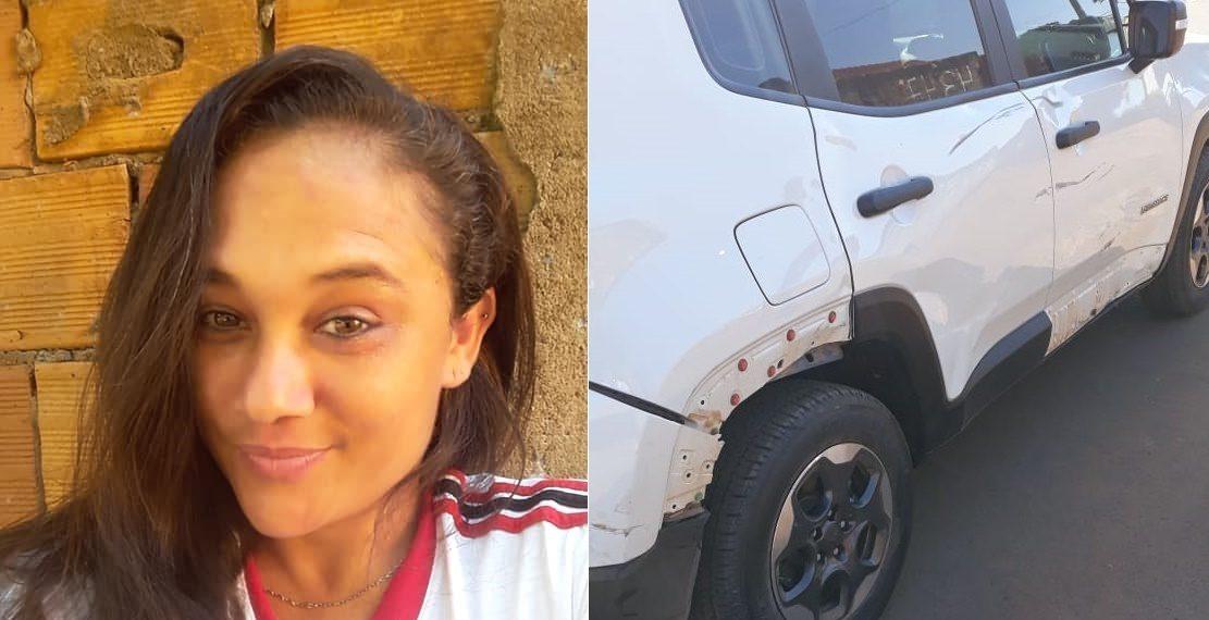 Jovem sofre acidente e vem a falecer após quatro dias internada, colisão que envolveu uma moto e um carro em Urupá