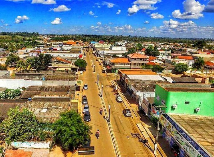 São Miguel do Guaporé Rondônia fonte: urupa190.com.br