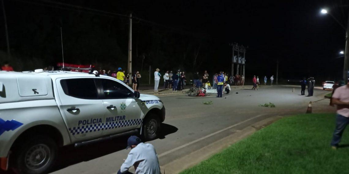 Urgente – Grave acidente na RO 473, tira a vida de um servidor público municipal de Urupá.